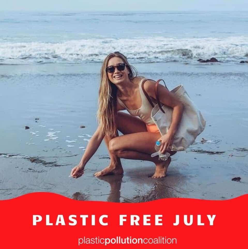 Plastic Free July - 2019