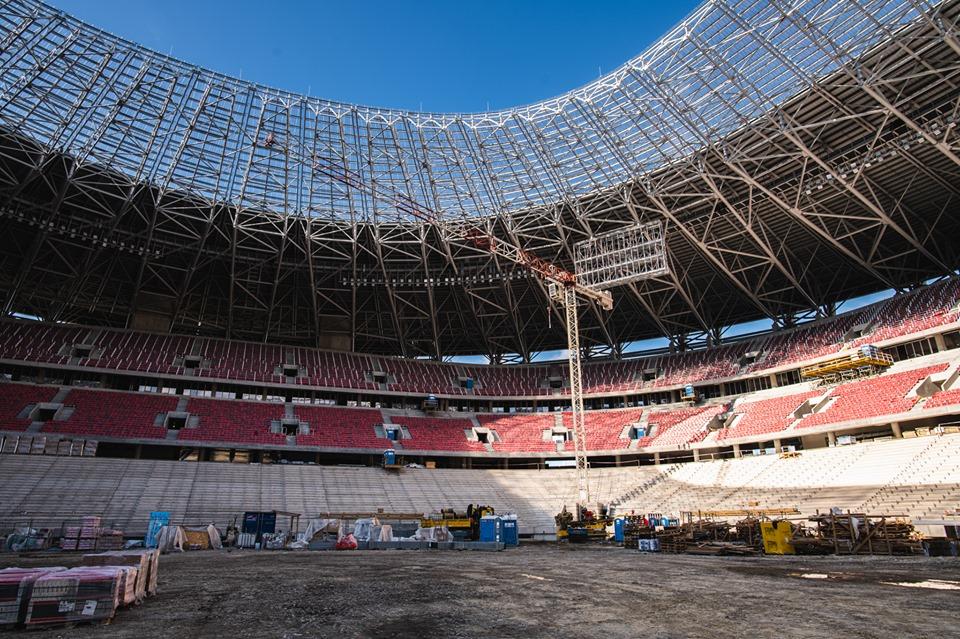 az új Puskás Ferenc stadion