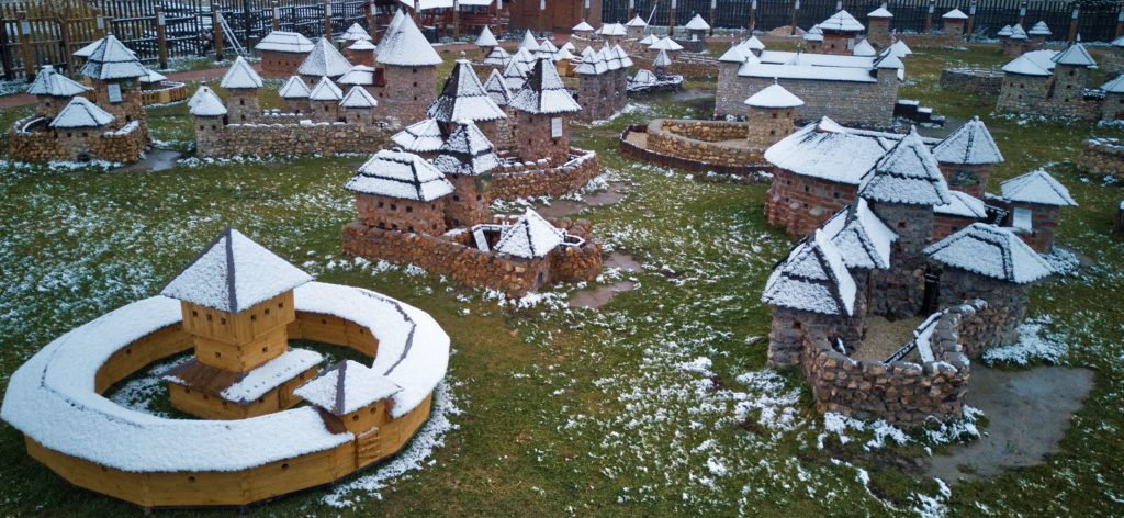Record - Miniature Castle Park