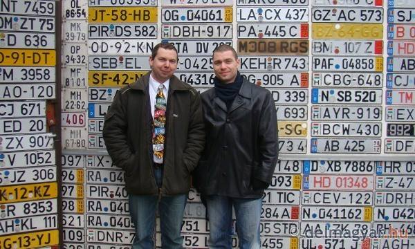 Record - Number plate collection