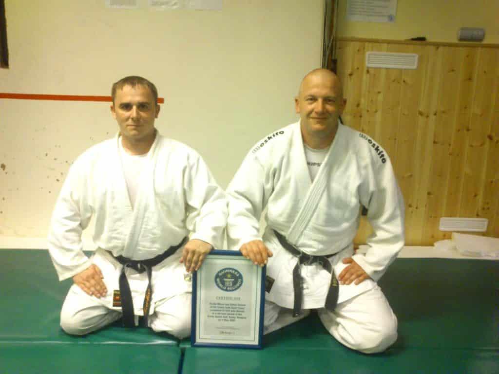Record - judo