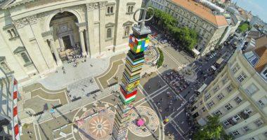 Rekord - LEGO torony Bazilika