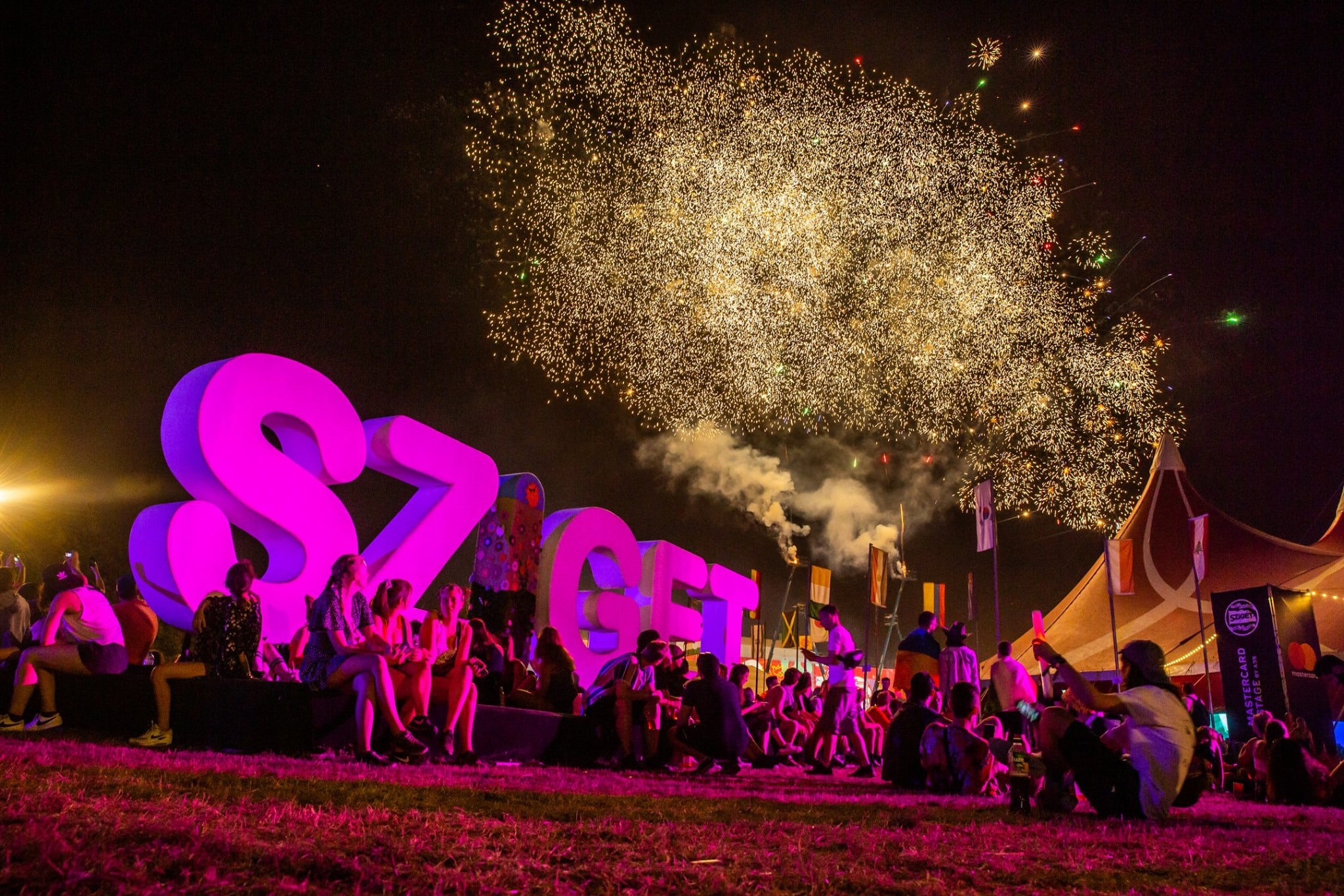 The largest catch of drugs at Sziget festival - EUR 15.4 thousand worth of drugs were found