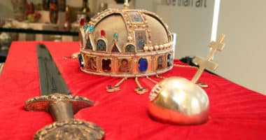 The Holy Crown of Hungary