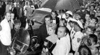 zsa zsa gabor arriving to premiere