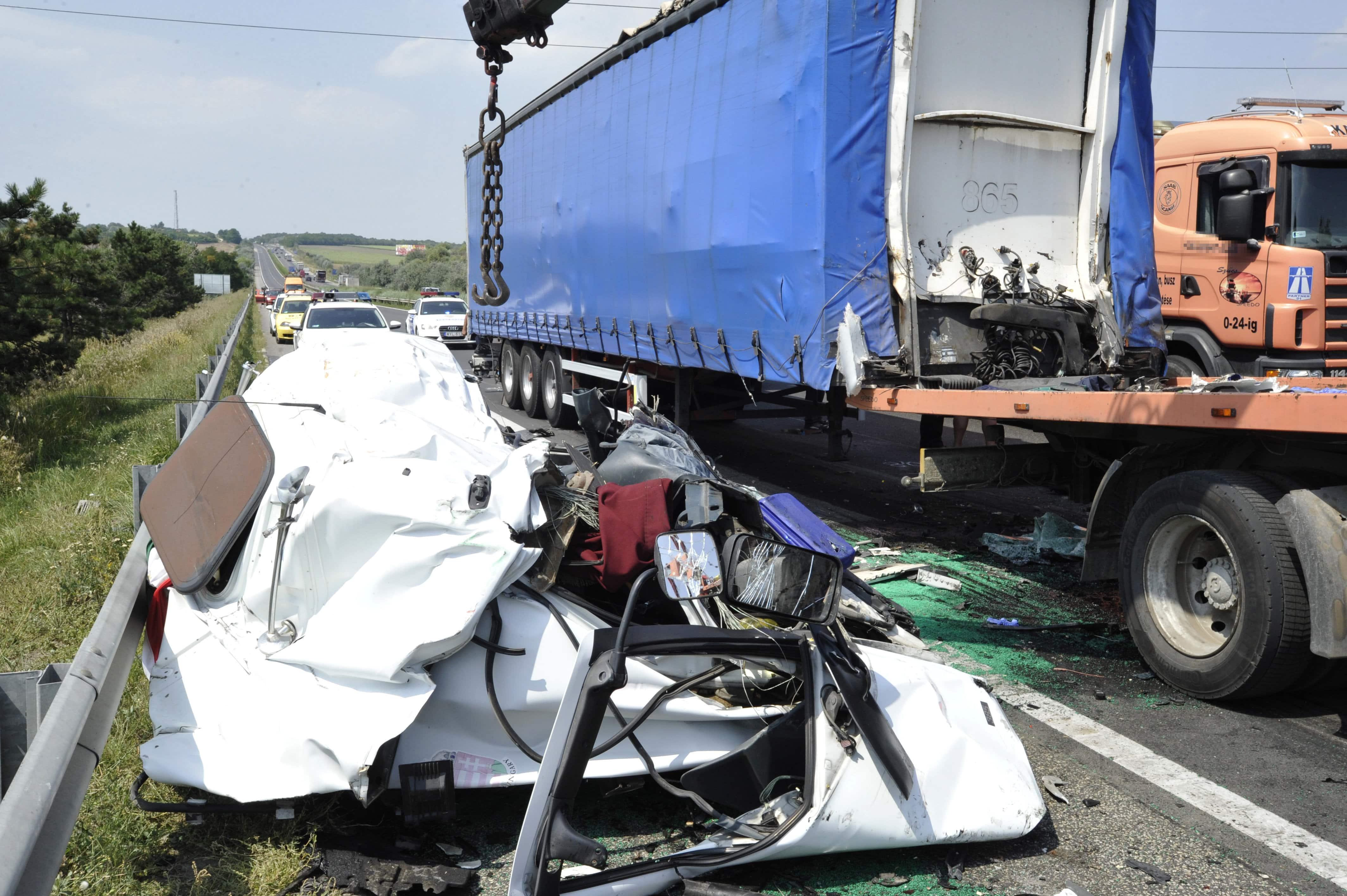 accident trucks