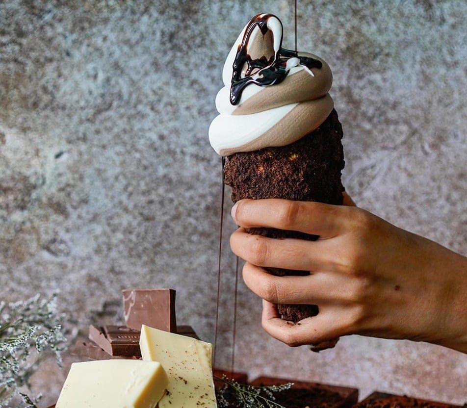 chimney cake, gastronomy, food
