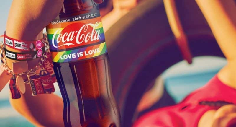 coca cola love is love