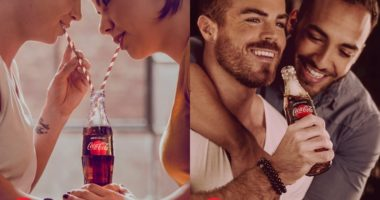 coca cola love is love ad