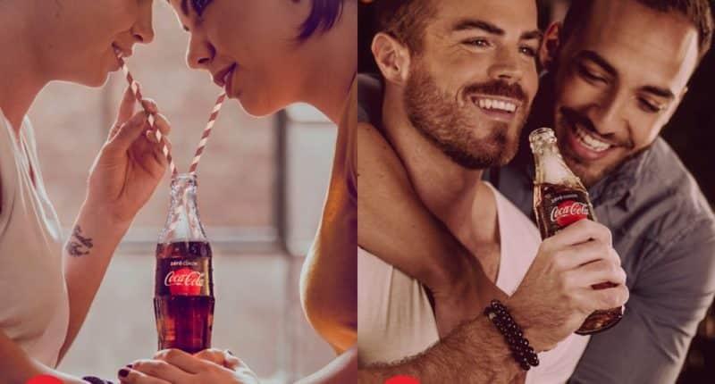 coca cola love is love ad