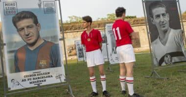 legendary football player