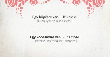 hungarian word distance