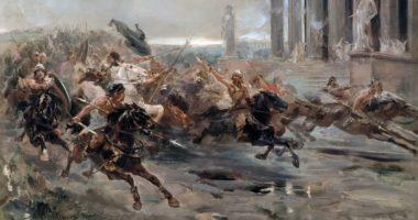 hun, history, invasion