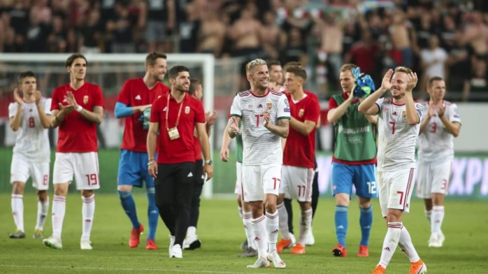 All tickets sold out for the Hungary-Slovakia derby