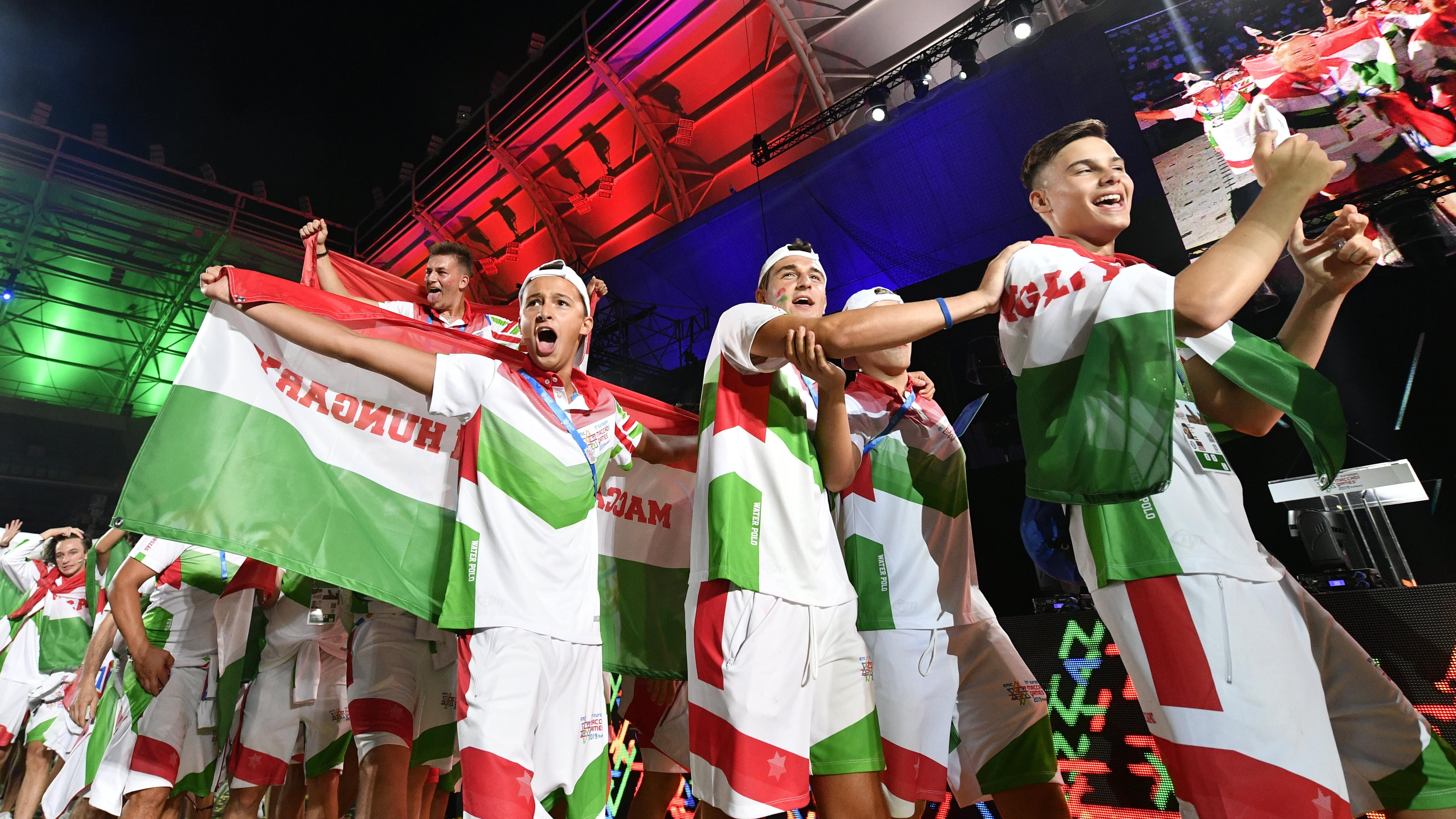Hungary second most successful at European Maccabi Games