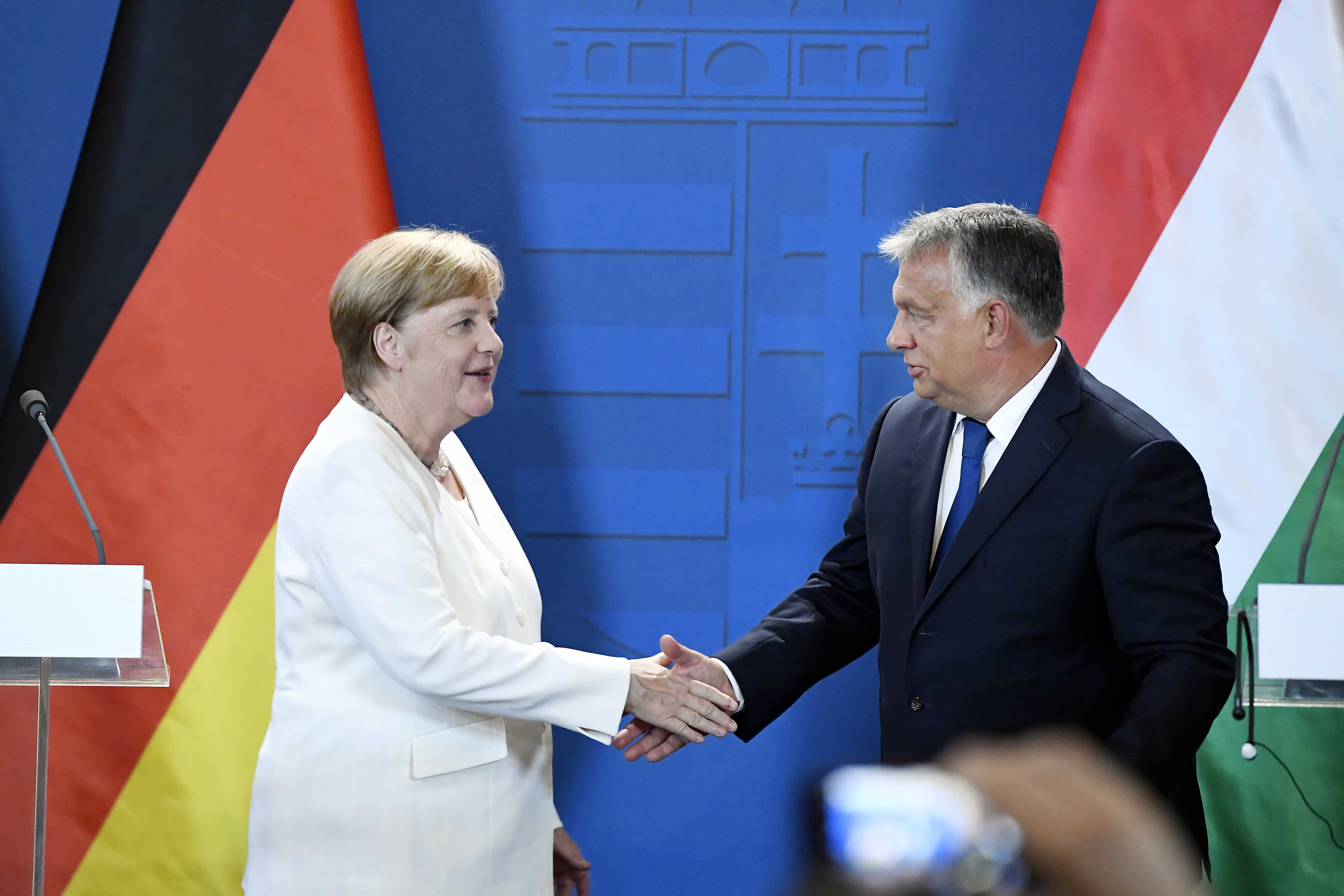 German interior minister thanks Hungary for its role in 1989