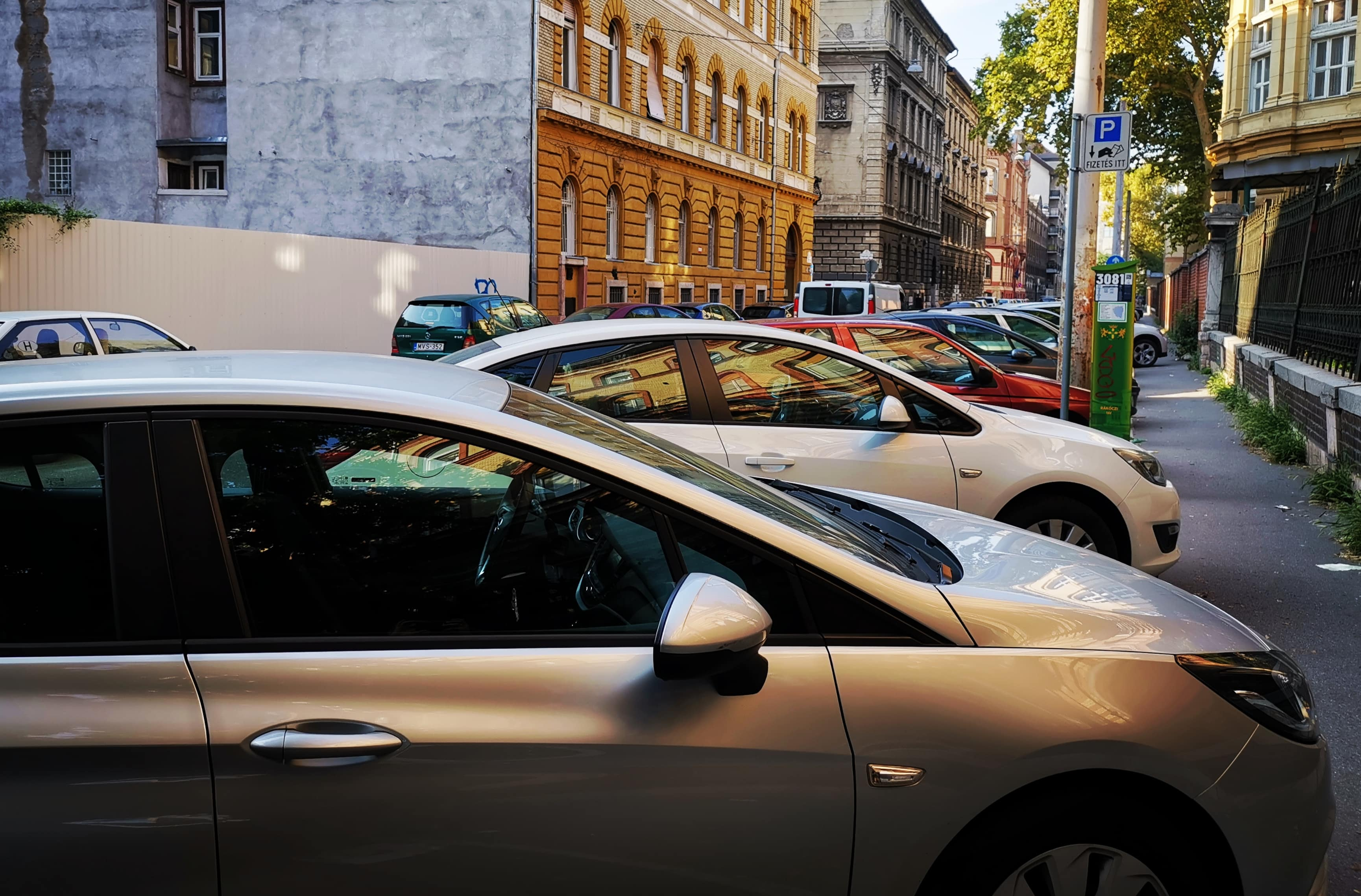 Parking system to be changed in Budapest?