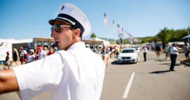 police Hungaroring Formula One