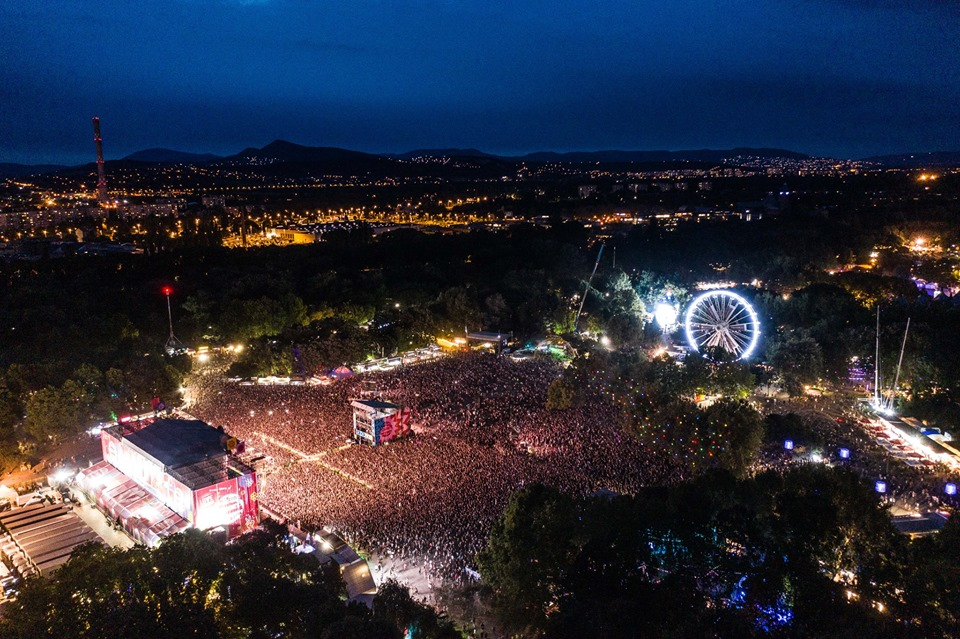 Panorama Festival 2020.Sziget Festival To Release First Wave Of Tickets For 2020