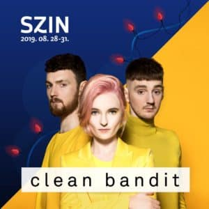 szin clean bandit
