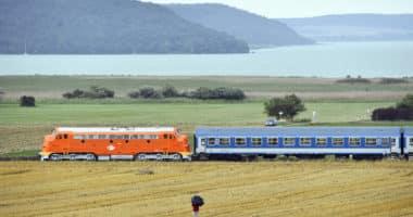 train hungary railway