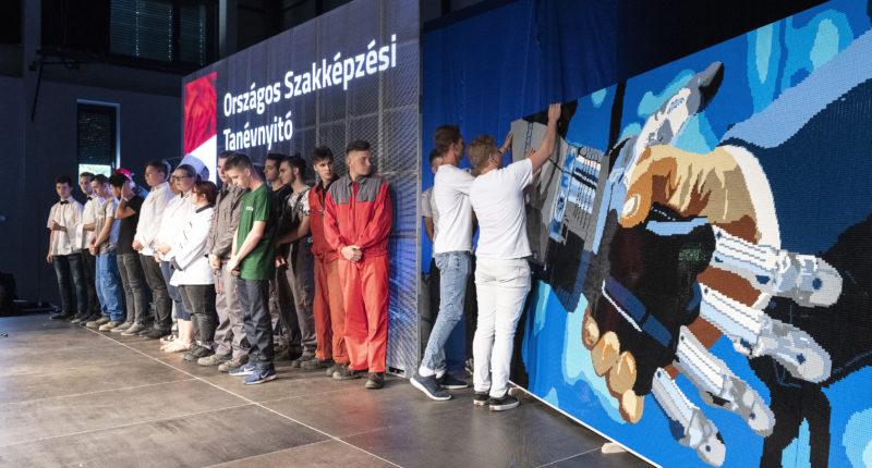vocational school opening