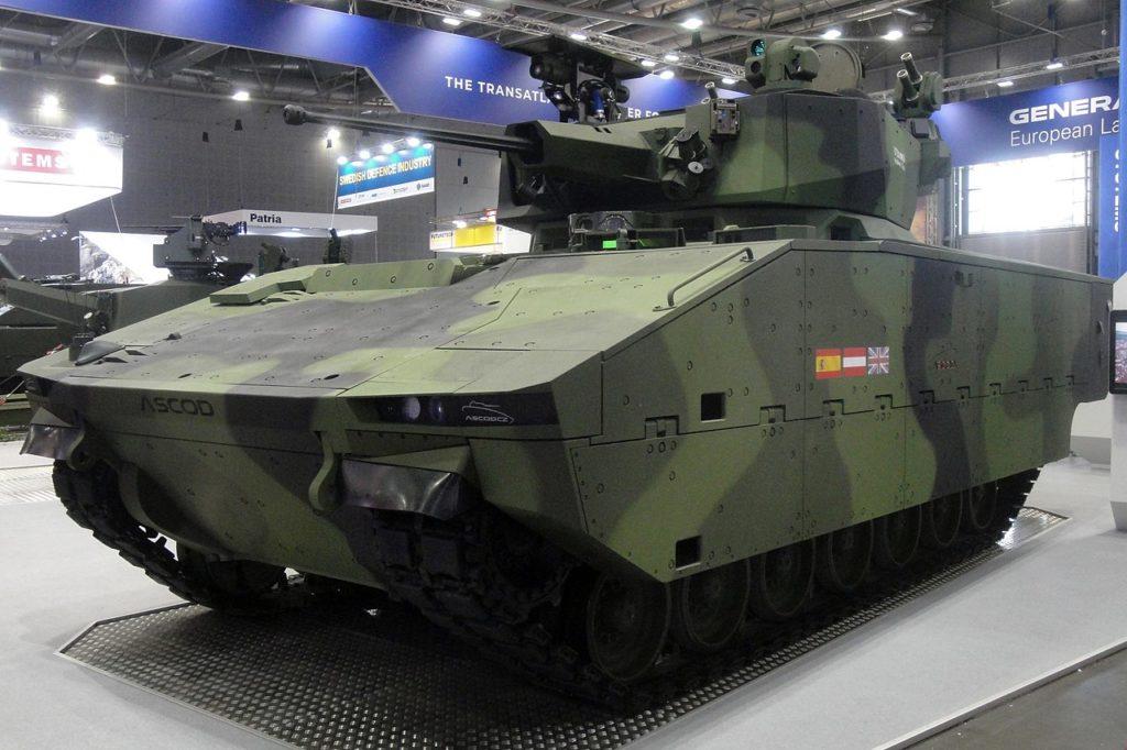 ASCOD 2, tank, Hungary, military