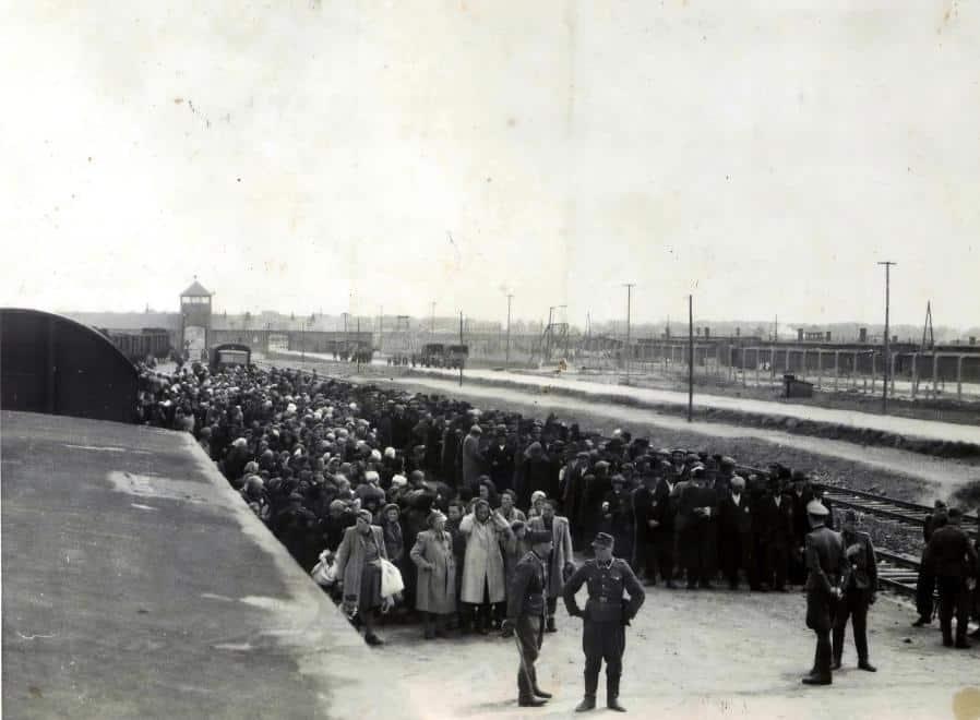Auschwitz -1944