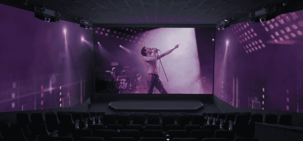 Bohemian Rhapsody ScreenX