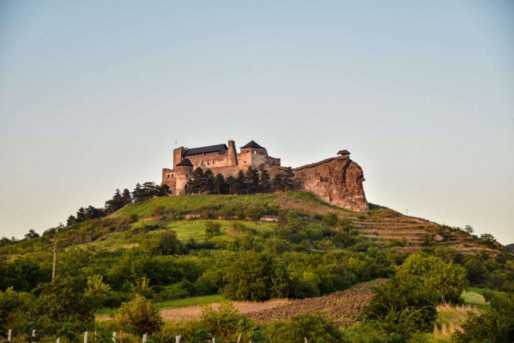 Boldogkő, castle, Hungary