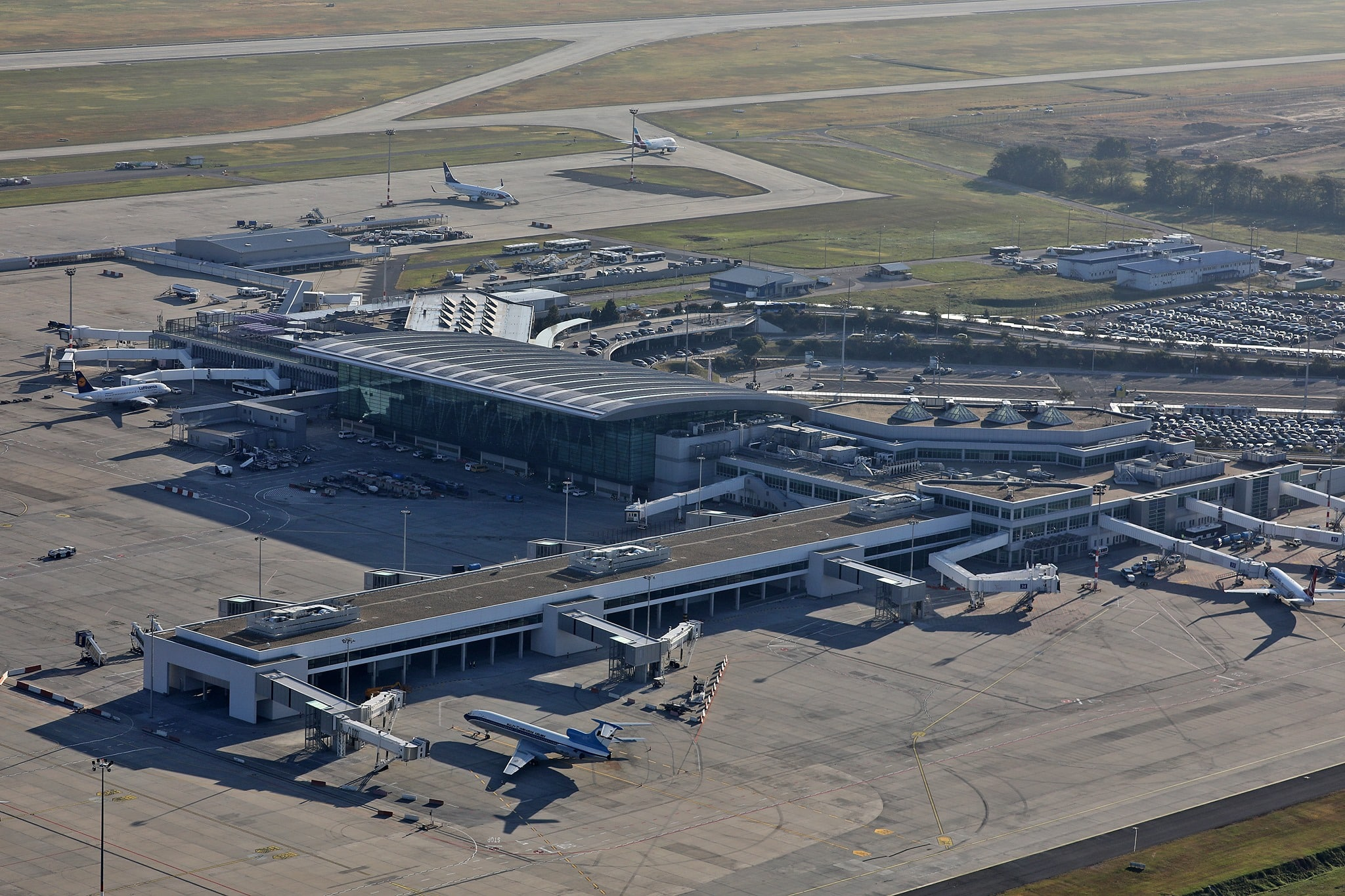 budapest airport gets brand-new terminalthe end of the