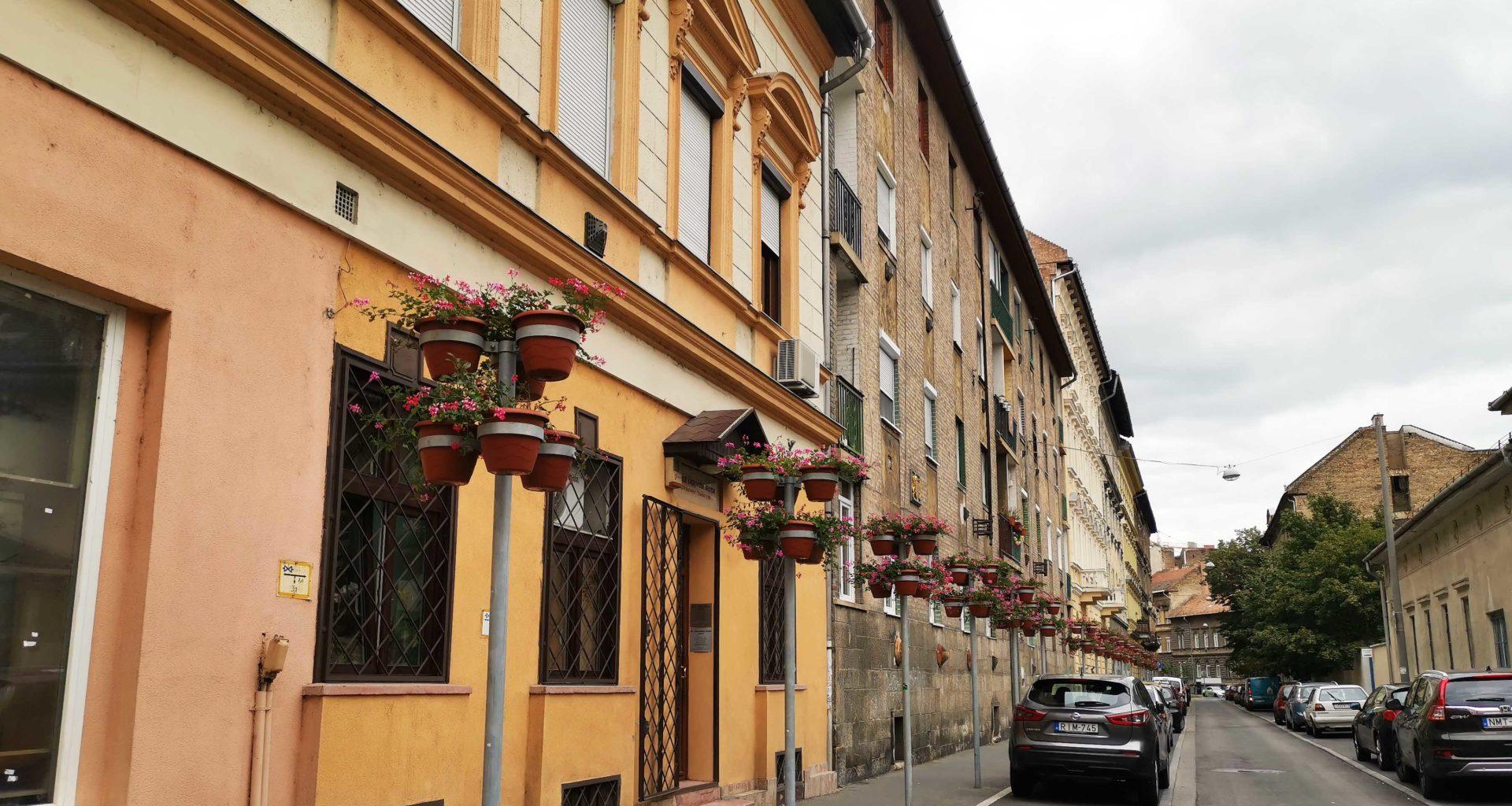 Budapest flat property
