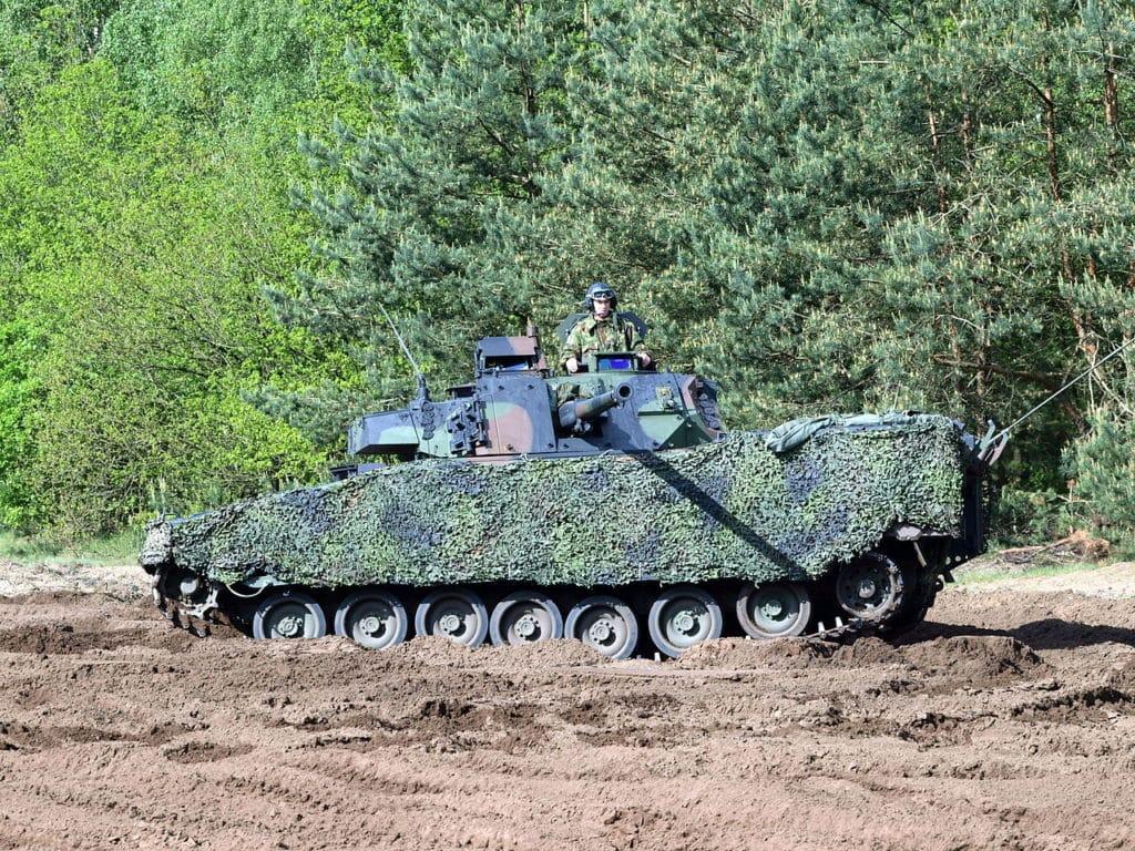 CV90, tank, Hungary, military