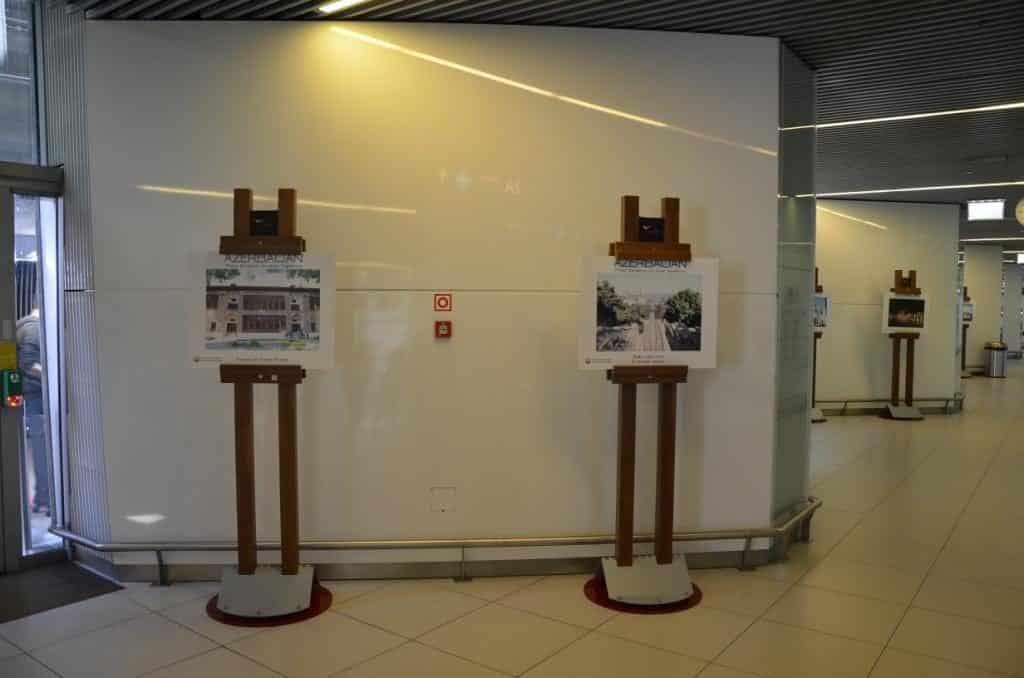 azerbaijan exhibition airport