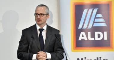 David Godschalk - ALDI International Services GmbH & Co. oHG CEO