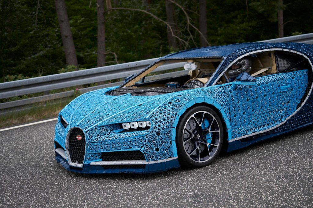 Lego, Bugatti, Budapest, car