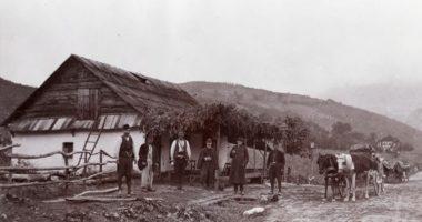 Farmers in Hungary