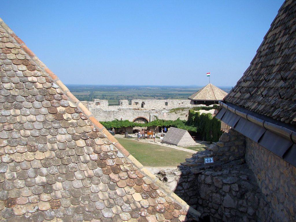 Sümeg, castle, Hungary