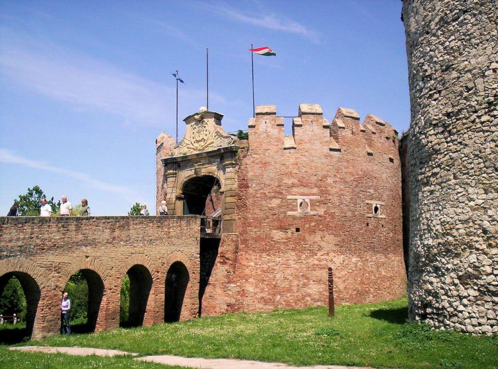 Siklós, castle, Hungary