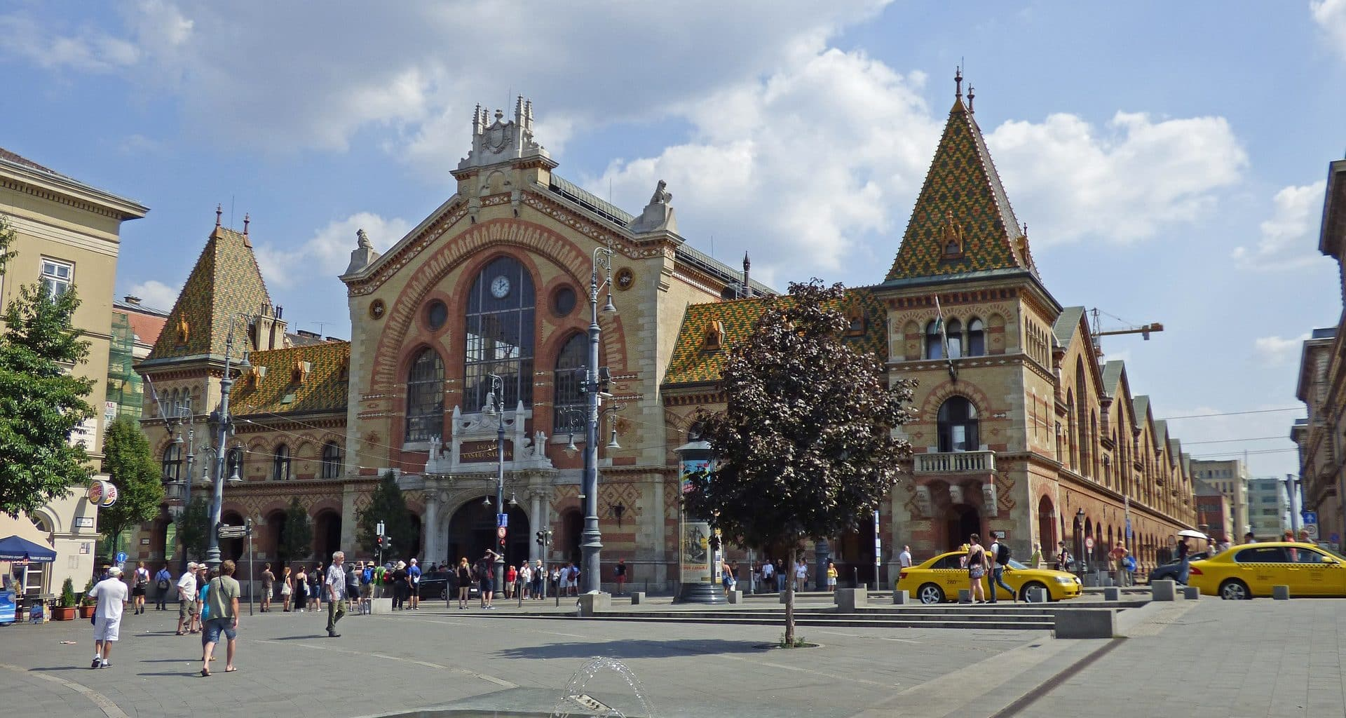 The Great Market Hall