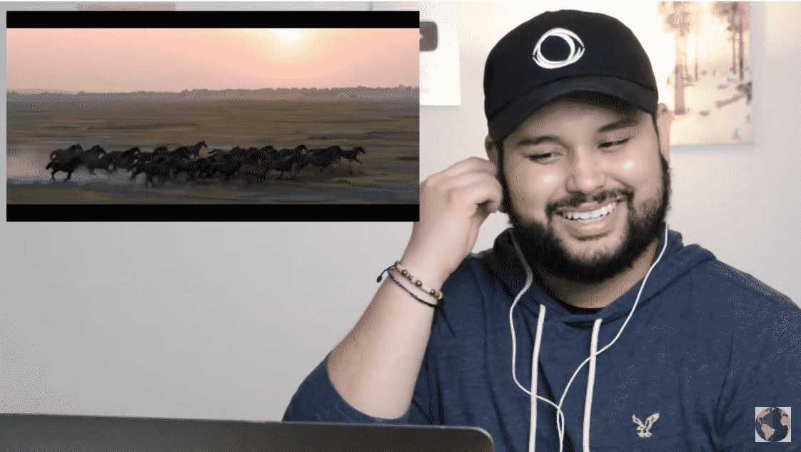 american reacts to hungarian landscape