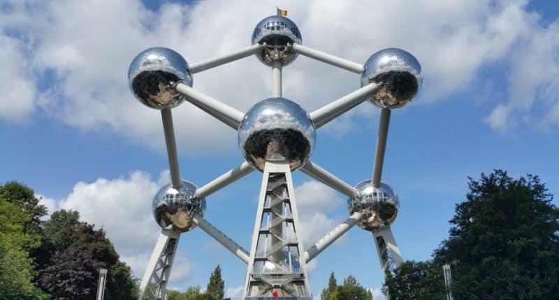 belgium brussels atomium