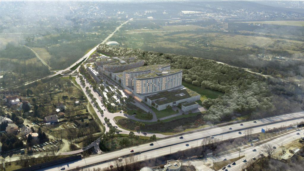 hospital, health, development
