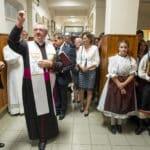 church school in Hungary Kapuvár