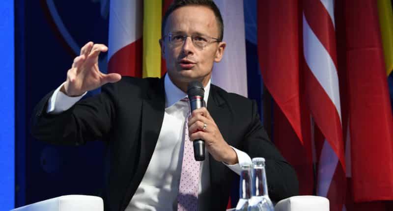 economic forum in Poland's Krynica