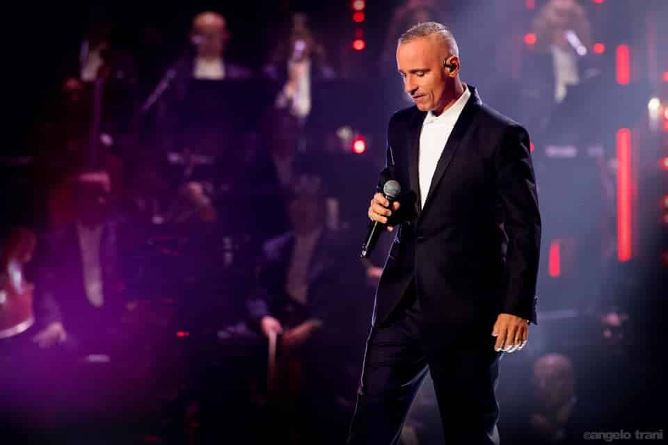 In October: Eros Ramazzotti concert in Budapest