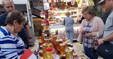 honey market hungary