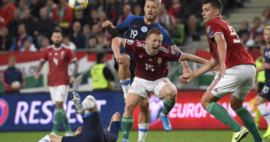 hungary slovakia football