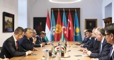 hungarian turkic relation