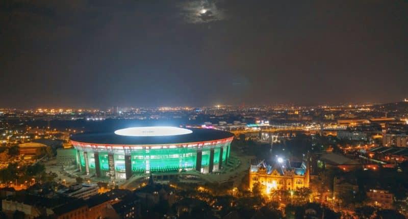 new puskás stadium